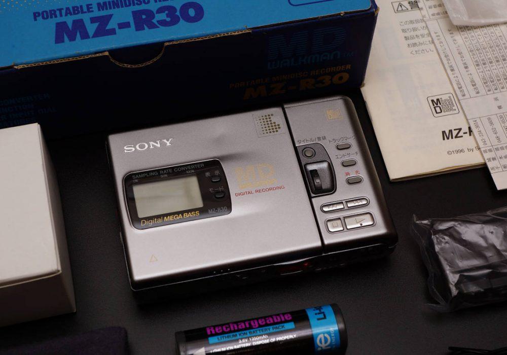 SONY MZ-R30 MD随身听