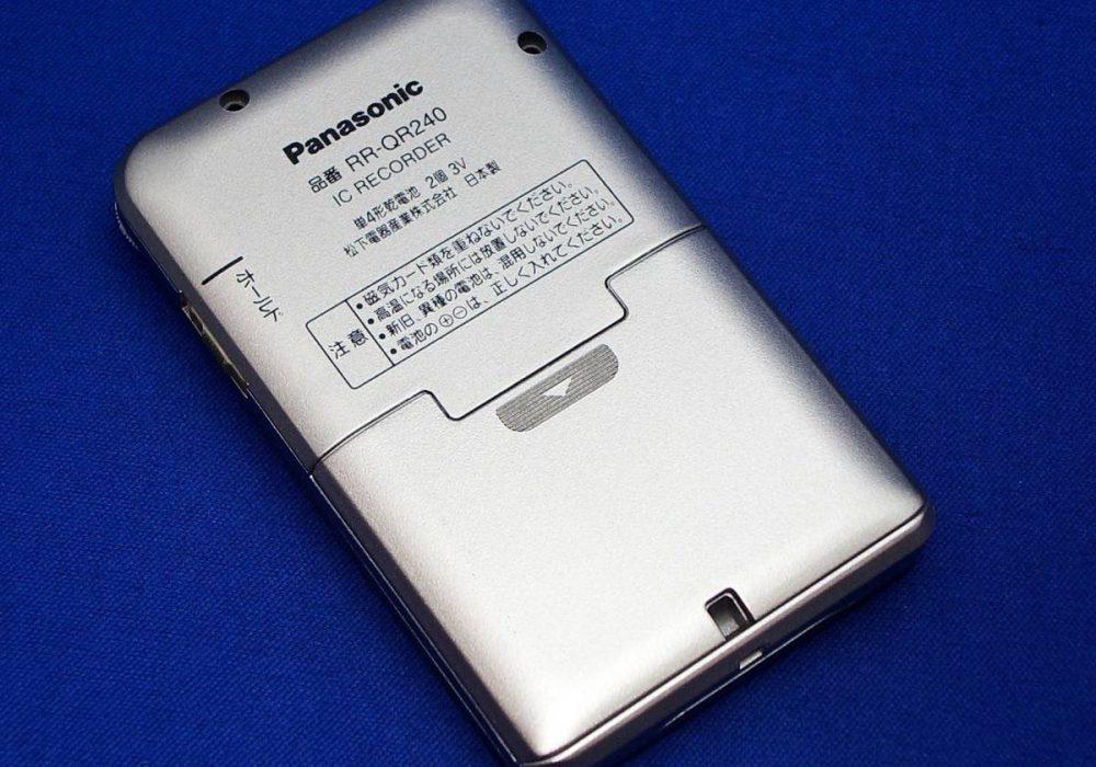 Panasonic RR-QR240-S 录音笔