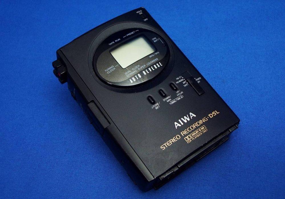 AIWA HS-J303 磁带随身听
