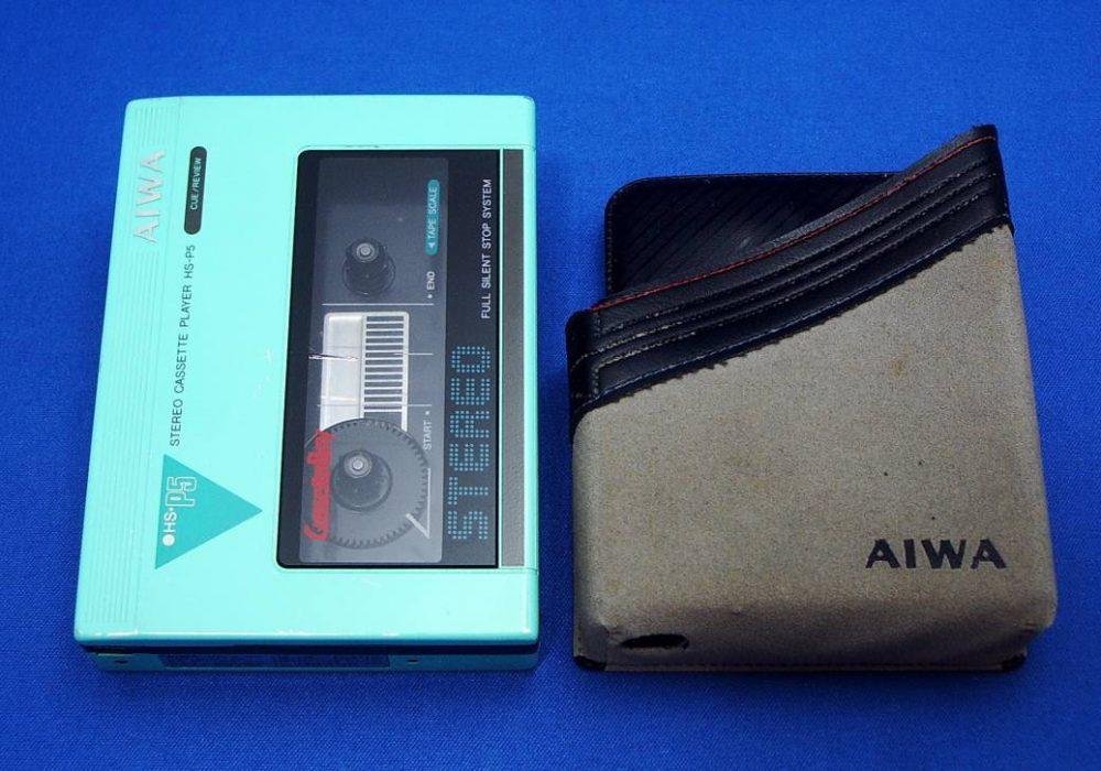 AIWA HS-P5 Cassette Boy 磁带随身听