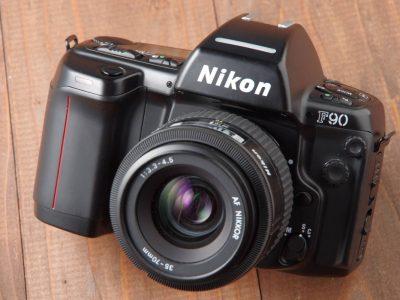 Nikon F90 胶片相机