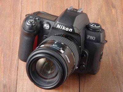 Nikon F80 胶片相机