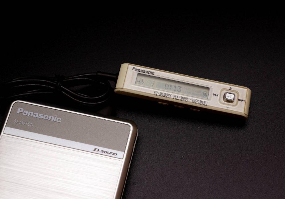 Panasonic SJ-MJ10 MD随身听