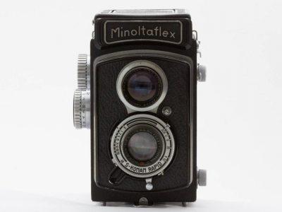 Minolta 75mm F3.5 胶片相机