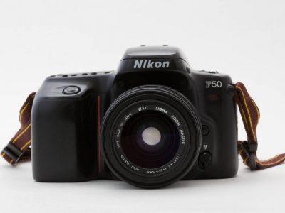Nikon F50 胶片相机