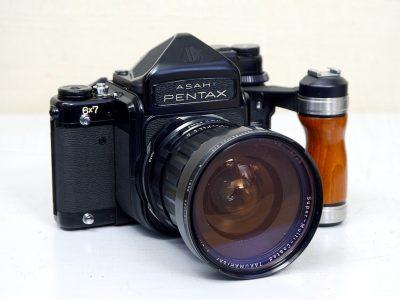 PENTAX ASAHI 6X7 胶片相机