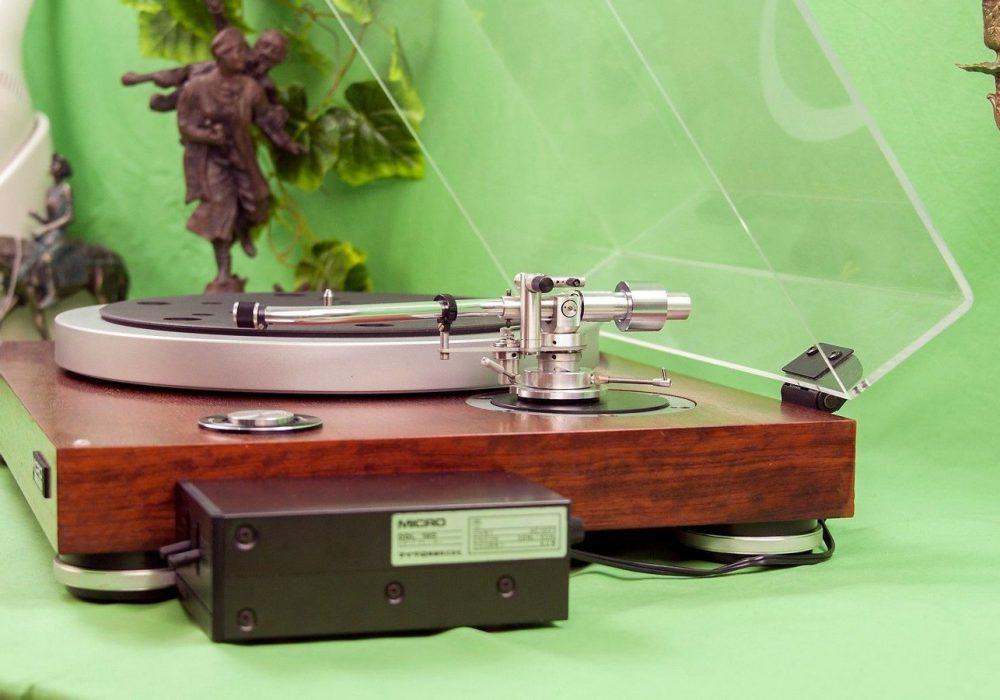 Micro Seiki DDL-120 黑胶唱机