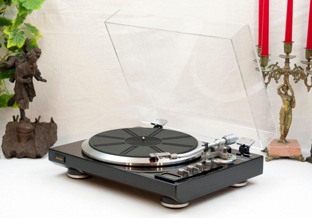 Aurex SR-Q75 Direct Drive 黑胶唱机