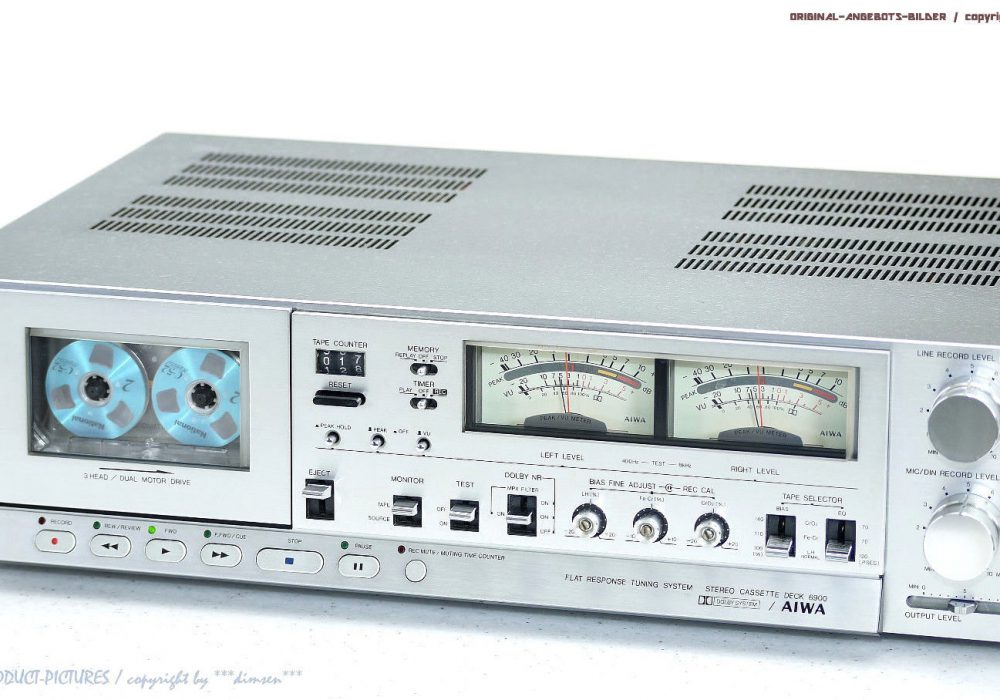 AIWA AD6900 High-End 卡座
