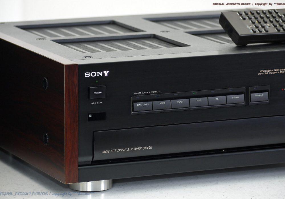 索尼 SONY TA-F808ES High-End 功率放大器