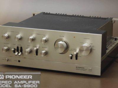Pioneer SA-9900 功率放大器