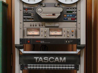 TASCAM 52 开盘机