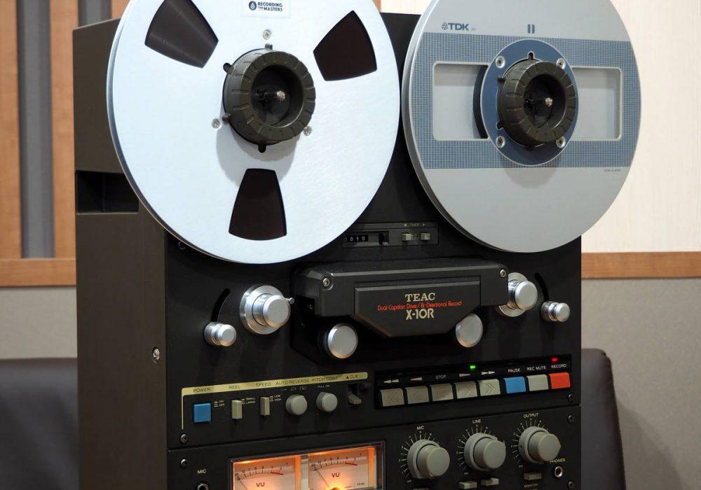 TEAC X-10RBL 开盘机