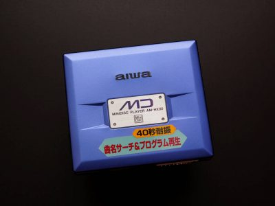 AIWA AM-HX30 MD随身听