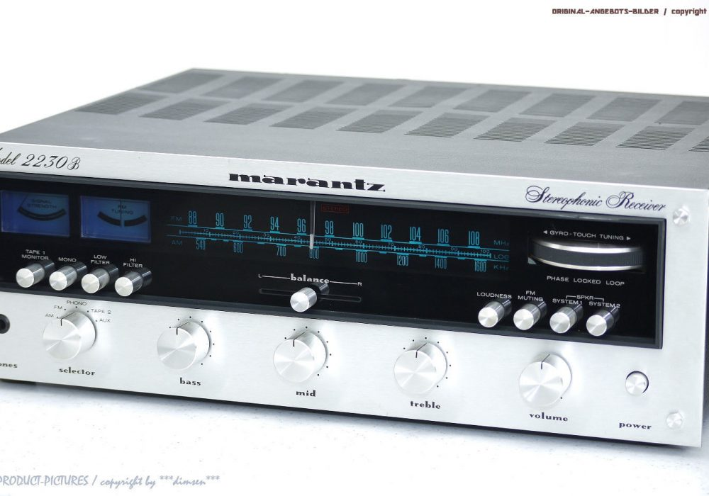MARANTZ Model 2230B 收音头
