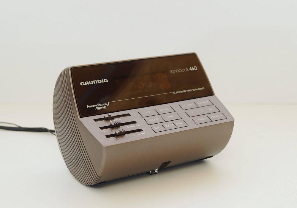Grundig SONOCLOCK 460 钟控收音机