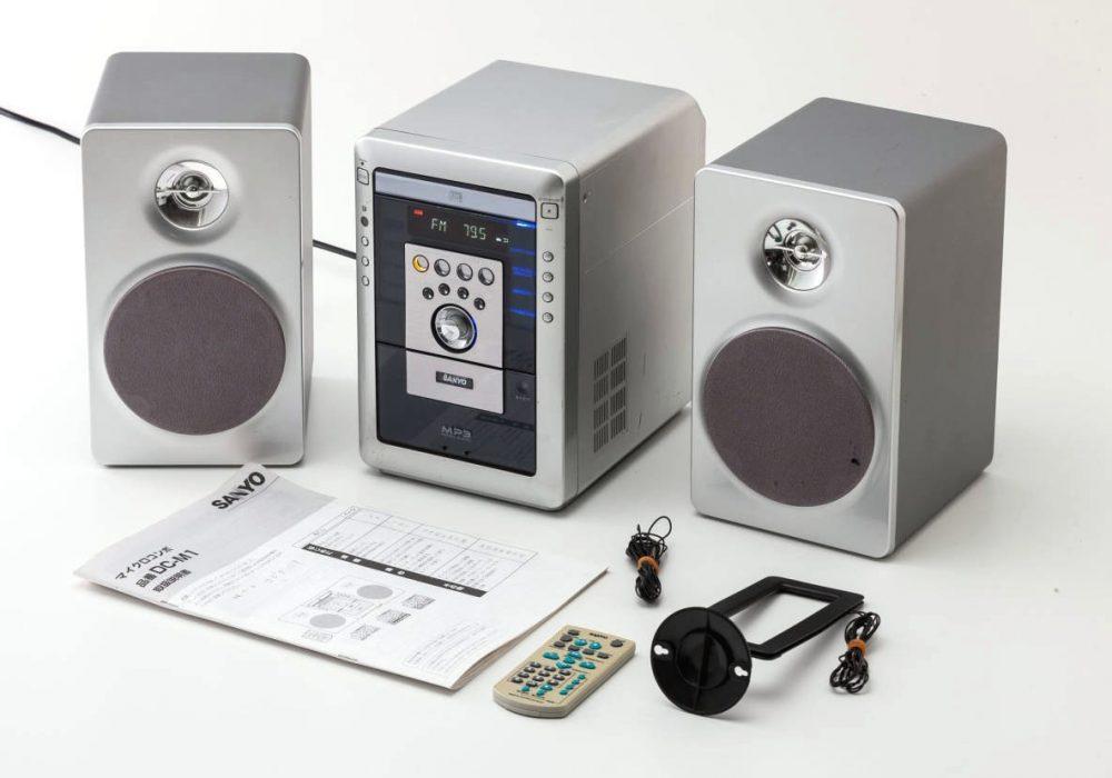 SANYO DC-M1 桌面组合音响