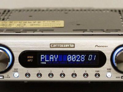先锋 PIONEER DEH-P7 车载播放机