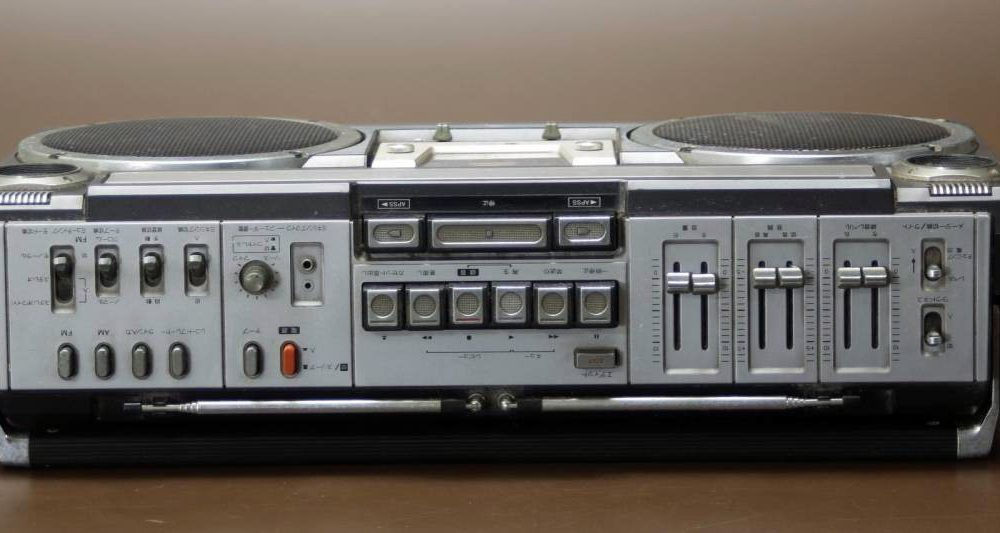 SHARP GF-305SB 收录机