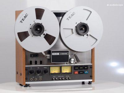 TEAC A-3300SX 开盘机