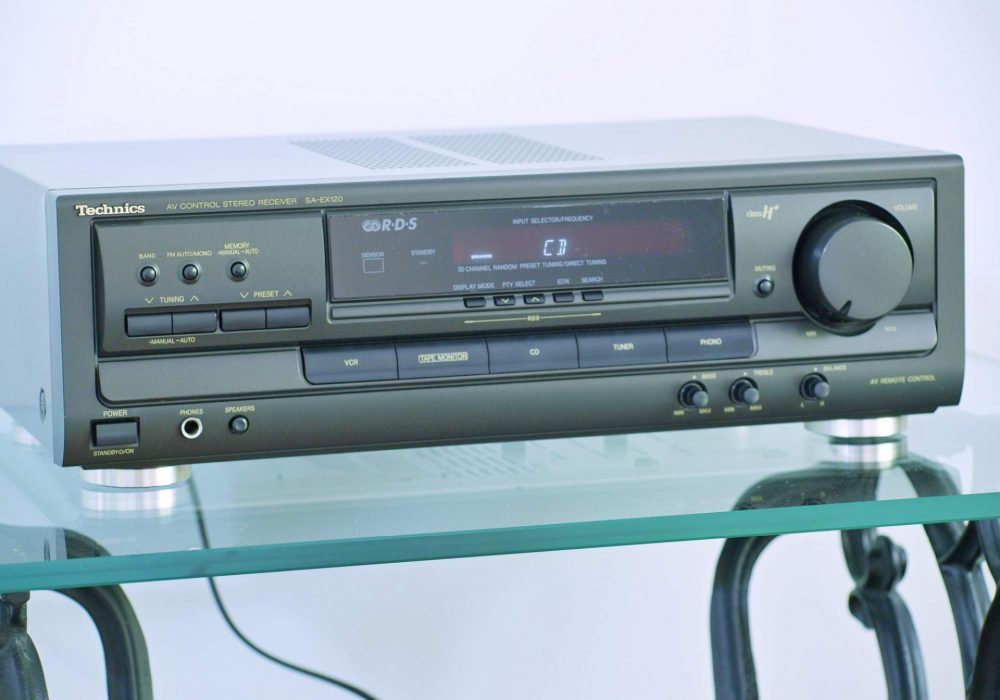 Technics SA-EX120 收扩机