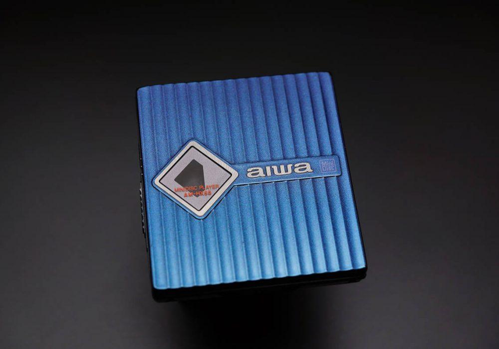 AIWA AM-HX55 MD随身听