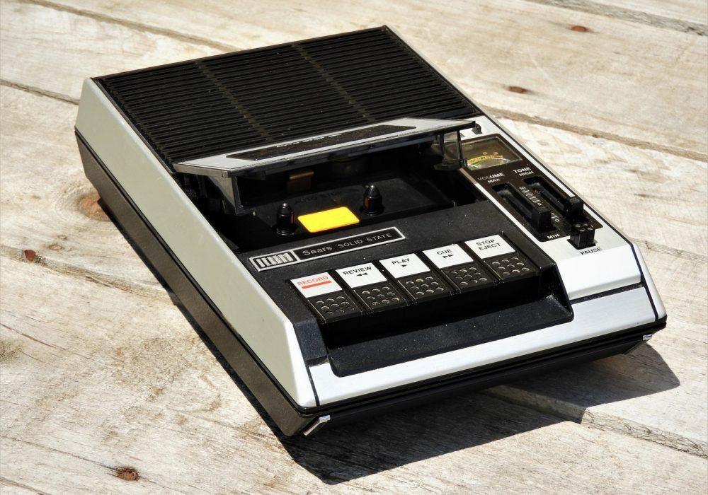 Sears Model No.799 21682 Player Retro