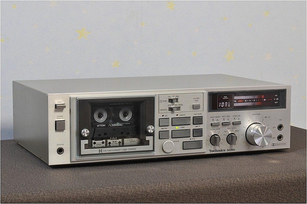 Technics RS-M250 卡座