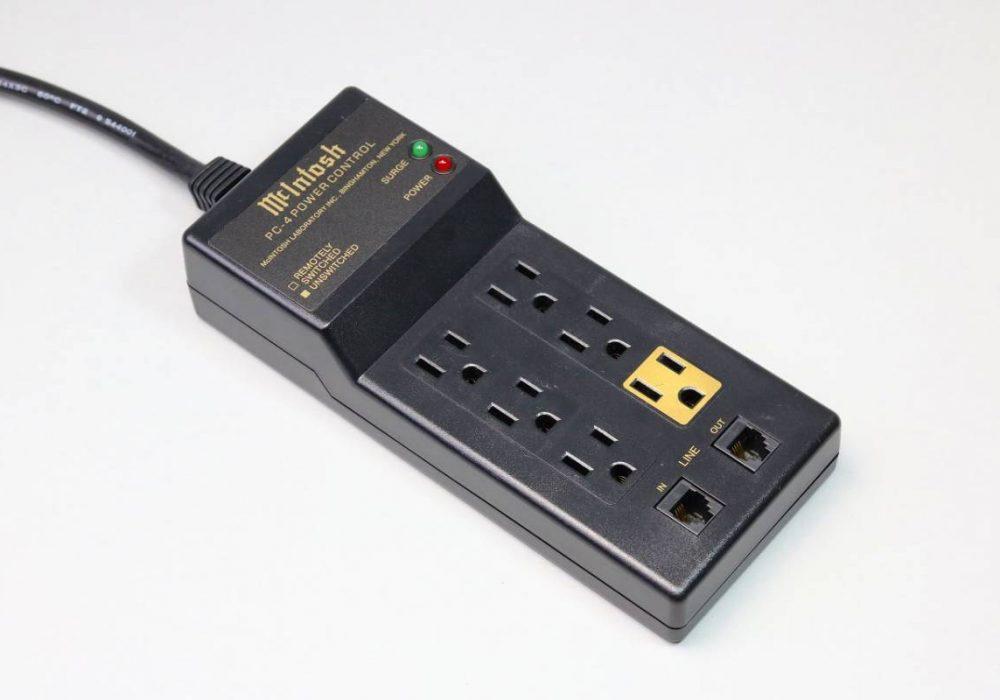 Mcintosh POWER CONTROLLER PC-4 电源接线板