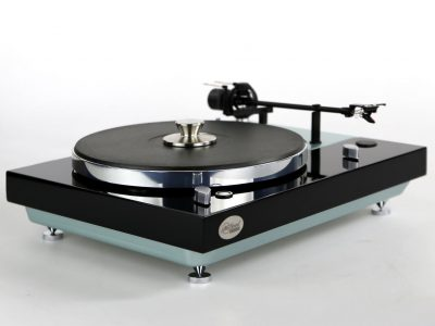 多能士 Thorens TD 316 / 318 / 320 改装黑胶唱机