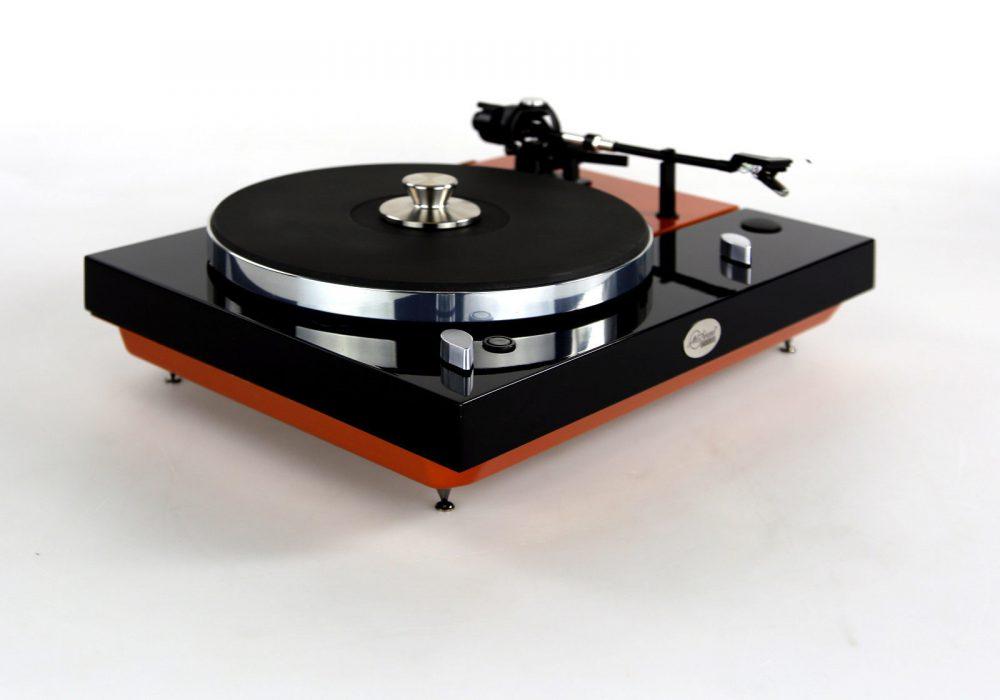 多能士 Thorens TD 320 改装黑胶唱机