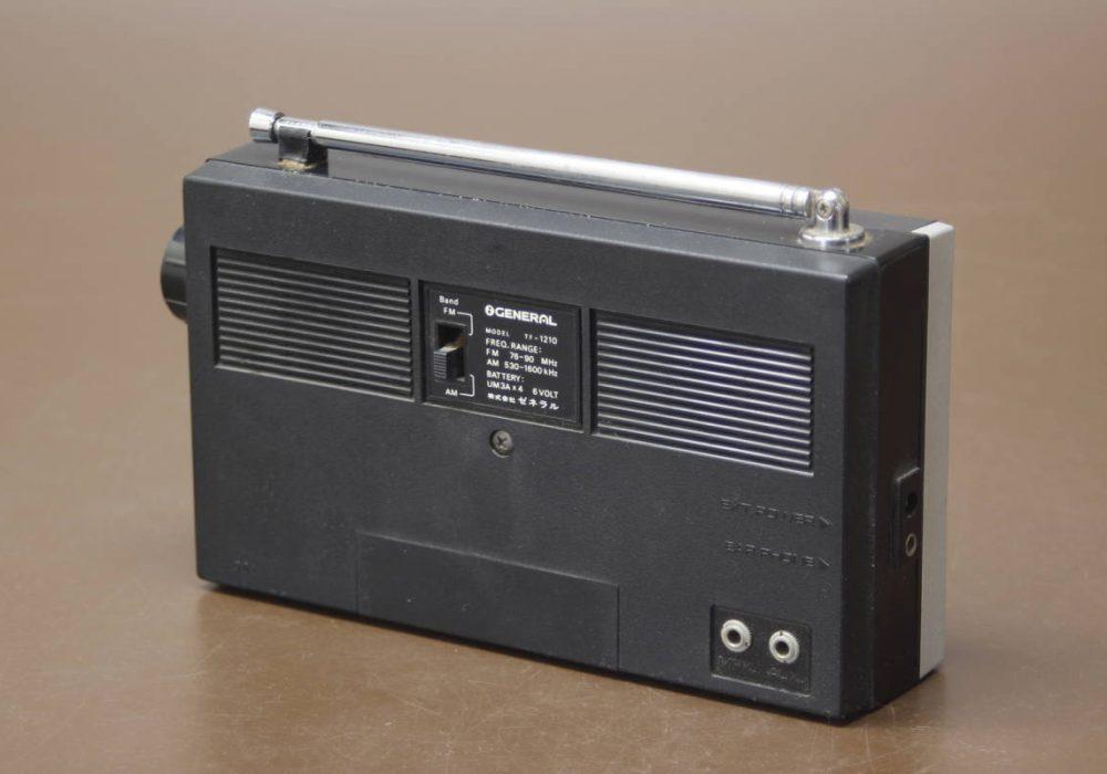 GENERAL TF-1210 FM/AM 收音机