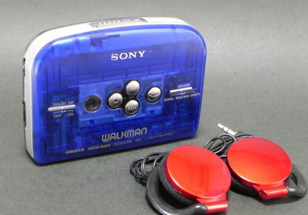 SONY WM-FK2 磁带随身听