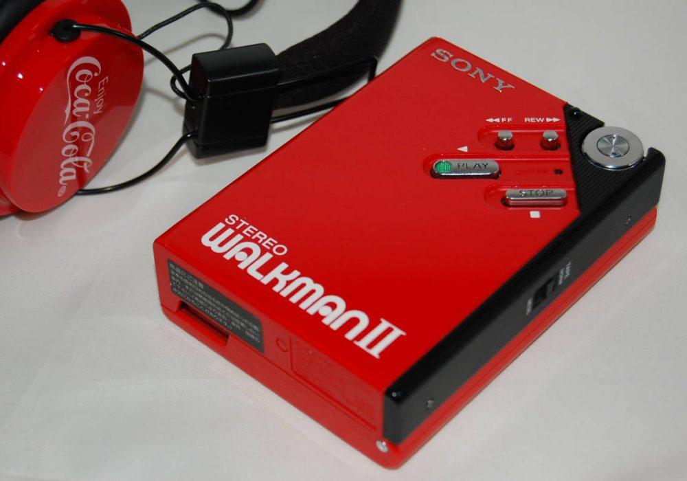 SONY WM-2 WALKMAN II 磁带随身听