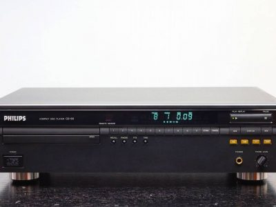 PHILIPS CD-60 CD播放机