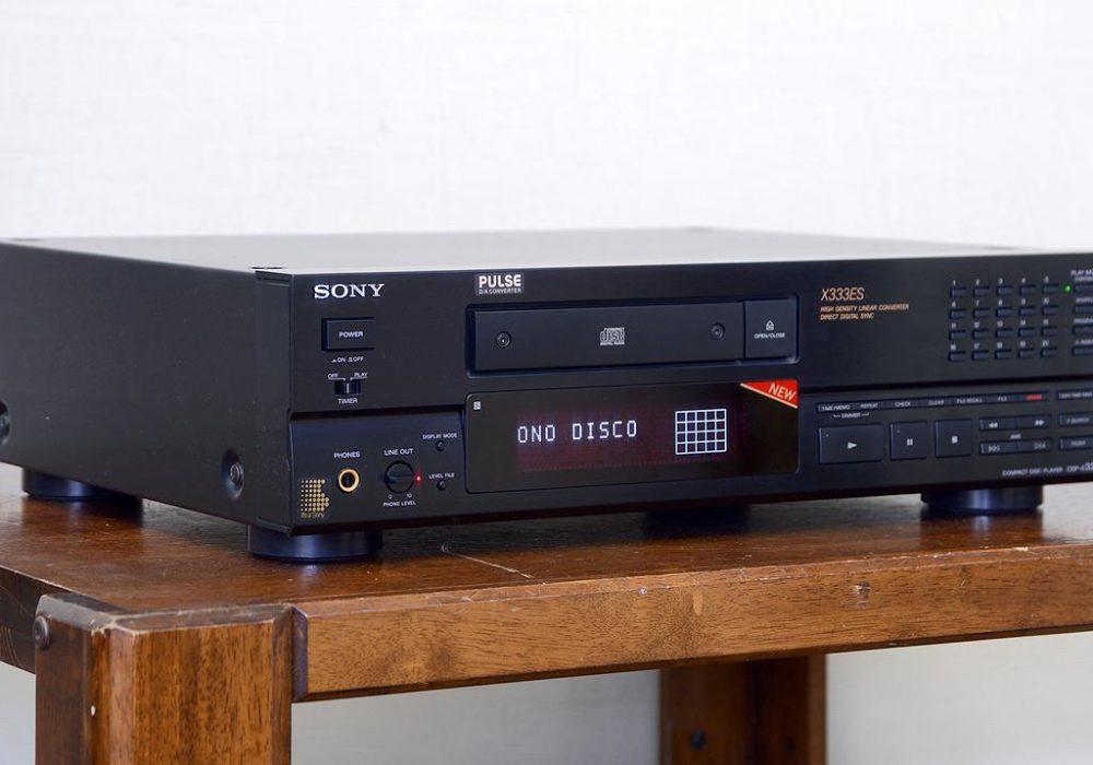 SONY CDP-X333ES CD播放机