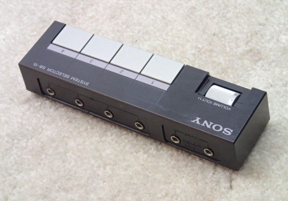 索尼 SONY SB-15 信号分配器