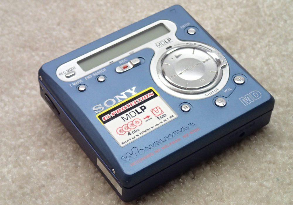 索尼 SONY MZ-R700 MD随身听
