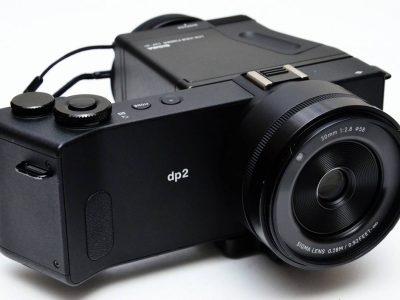 SIGMA DP2 数码相机