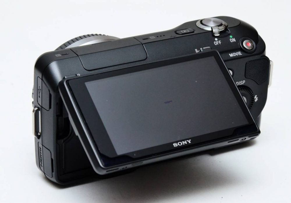 SONY NEX-3 数码相机