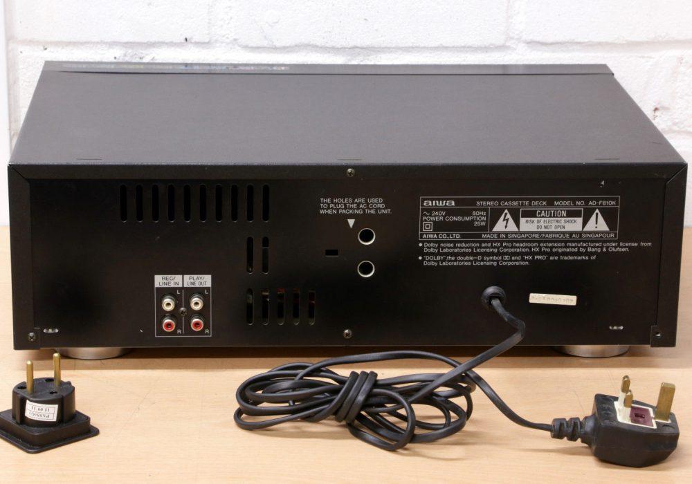 AIWA AD-F810k 卡座