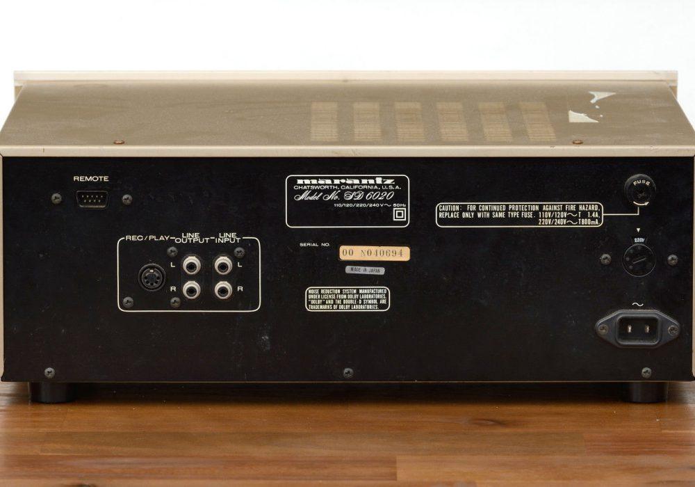 马兰士 Marantz SD6020 卡座