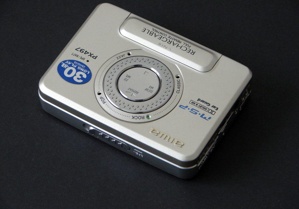 爱华 AIWA HS-PX497 磁带随身听