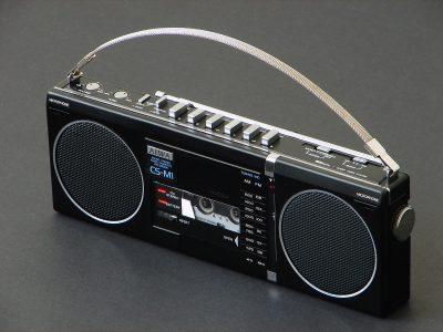 爱华 AIWA CS-M1 微型磁带 收录机