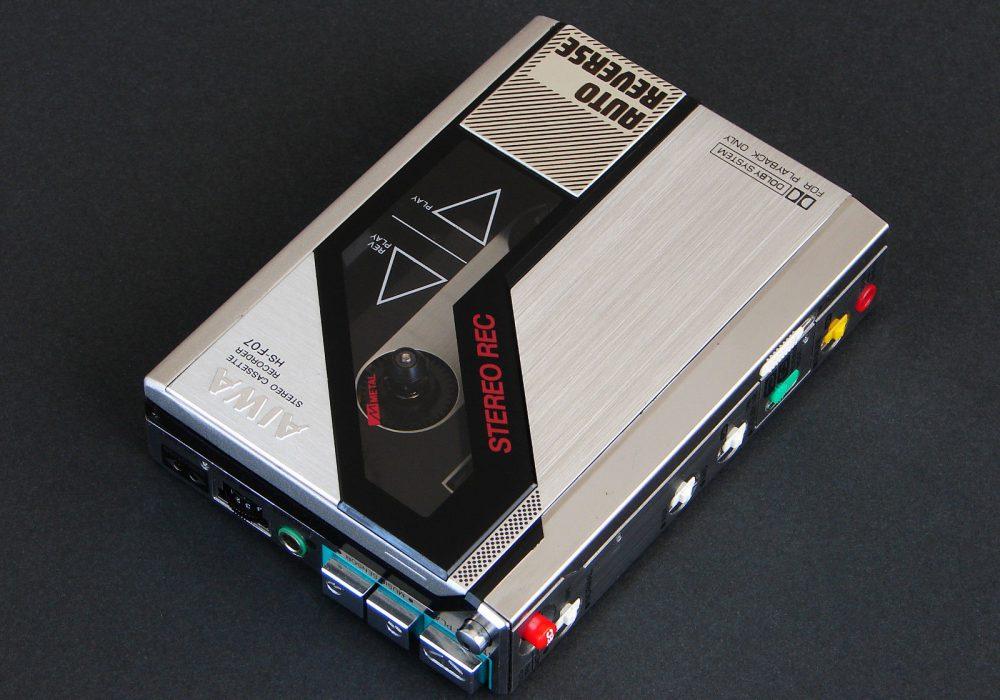 爱华 AIWA HS-F07 ( HS-P02 ) 磁带随身听