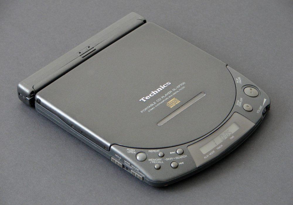 Technics SL-XP700 CD随身听