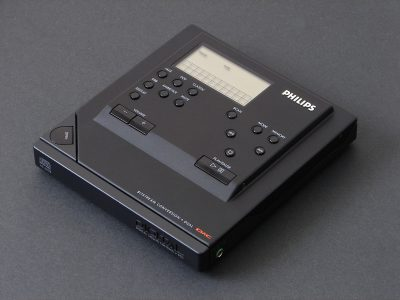 Philips AZ6808 CD随身听