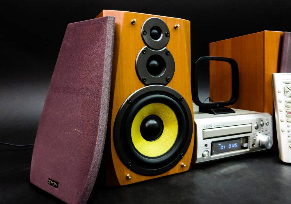DENON UD-M31 桌面组合音响