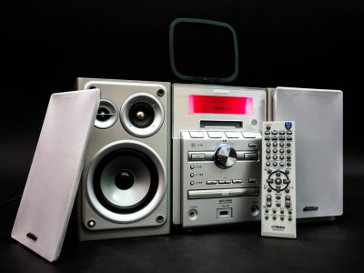 Victor CA-UXZ2-S CD/MD/卡带 桌面组合音响