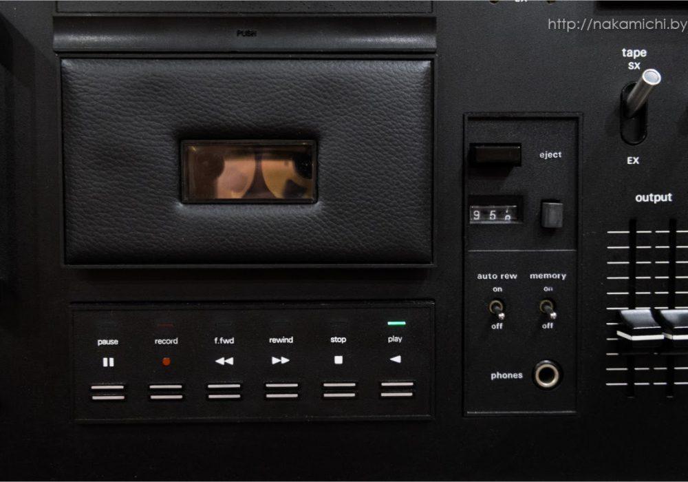 Nakamichi 1000 II 3磁头 卡座